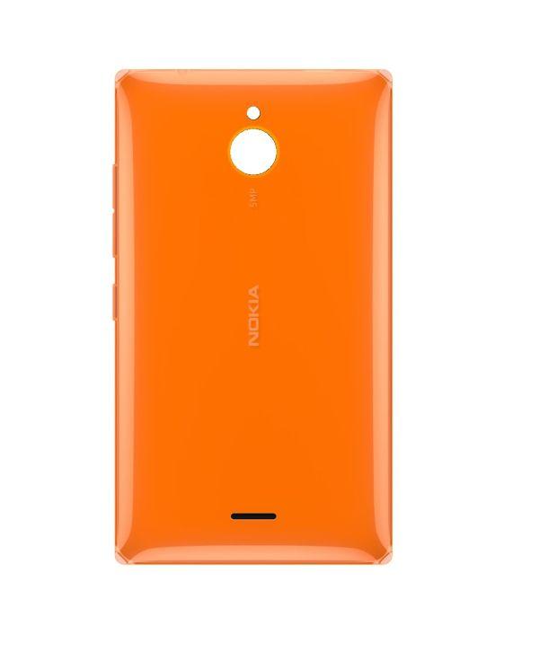 finest selection 5c363 3ec63 Nokia X2 Ds Battery Back Panel Orange