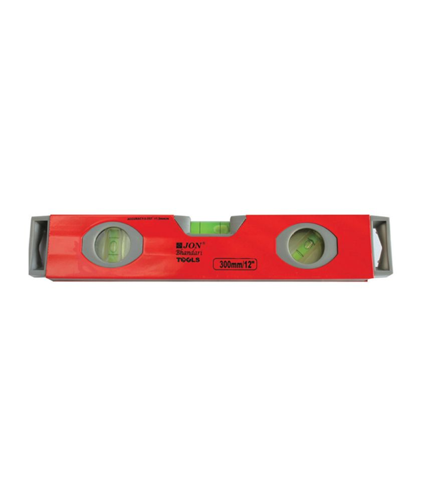 Jon-Bhandari-Magnetic-Spirit-Level-(12-Inch)
