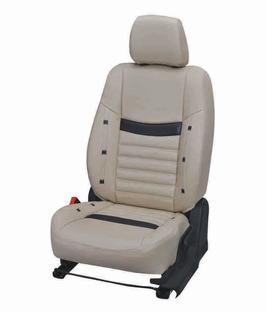 Pegasus Premium Maruti Celerio Leatherite Customised Car Seat Cover: Buy Pegasus Premium Maruti