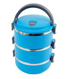 Cosmosgalaxy Lunch Box 3 Layer - Assorted Colour