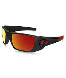Oakley Oo9096-a8 Medium Men Rectangle Sunglasses for sale  Delivered anywhere in India