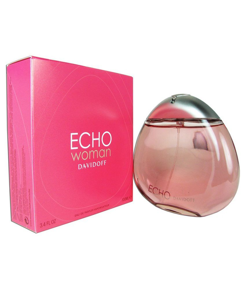 e96c858350 David Perfume Echo For Women EDP 100ml: Buy Online at Best Prices in India  - Snapdeal