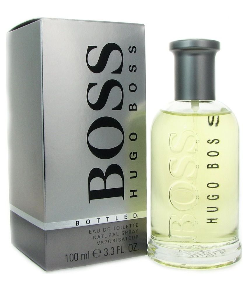 781f62ba44 Boss Perfume Bottled Men Edt 100Ml: Buy Online at Best Prices in India -  Snapdeal