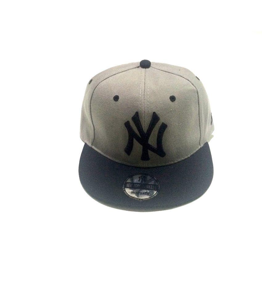 Ilu New York Yankees Snapback And Hip Hop Cap - Buy Online   Rs ... 660c61dced5