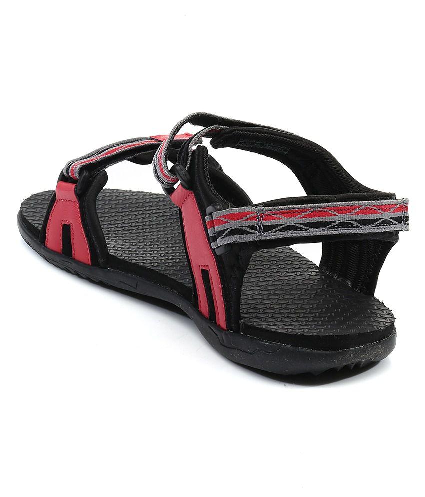 Puma Nova Red Floater Sandals Art SP30501004 - Buy Puma Nova Red ... efe768dea
