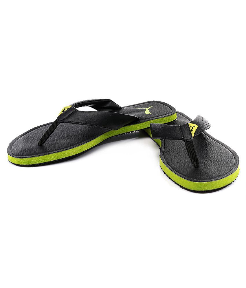 Puma Ketava Dp Black Slippers Price in India- Buy Puma Ketava Dp ... edd4710f6