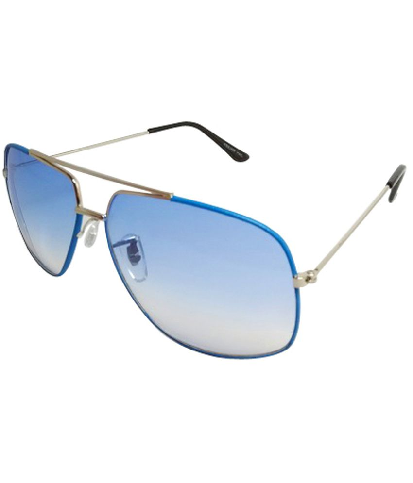 c31eb263d3a Fxon Blue shade Aviator Sunglasses (Goggles) For Men - Buy Fxon Blue shade  Aviator Sunglasses (Goggles) For Men Online at Low Price - Snapdeal
