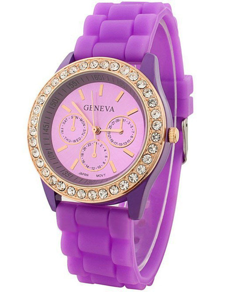 Geneva Women Watches