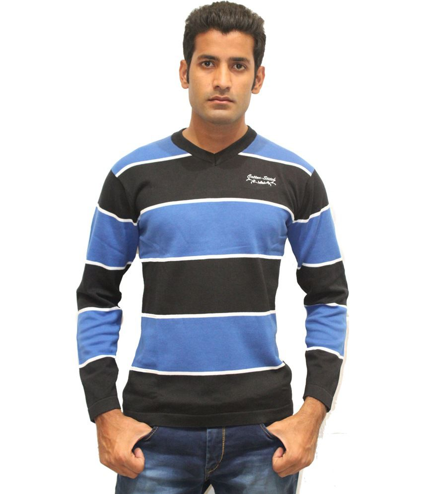 Cotton Stitch Full Sleeves T Shirt
