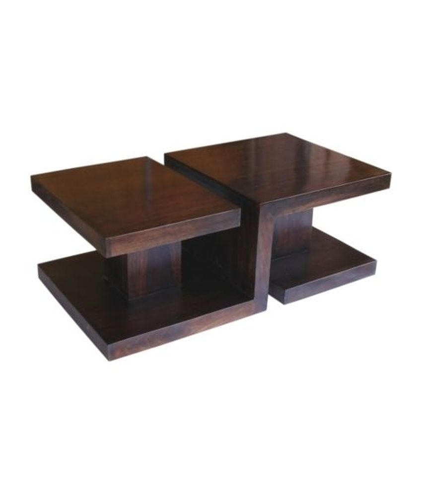 Kitchen Design Centre Prices: Anant Wooden Coffee And Center Table