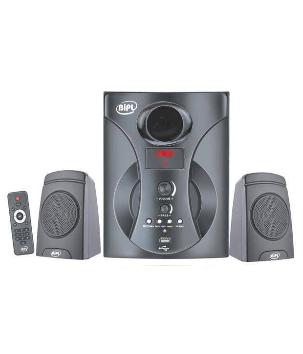 Buy bipl 2 1 home theater multimedia speaker online at best price in india - Home cinema 2 1 blanc ...
