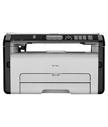 Ricoh SP 210SU Multifunction Laser Printer (Print, Scan and Copy)