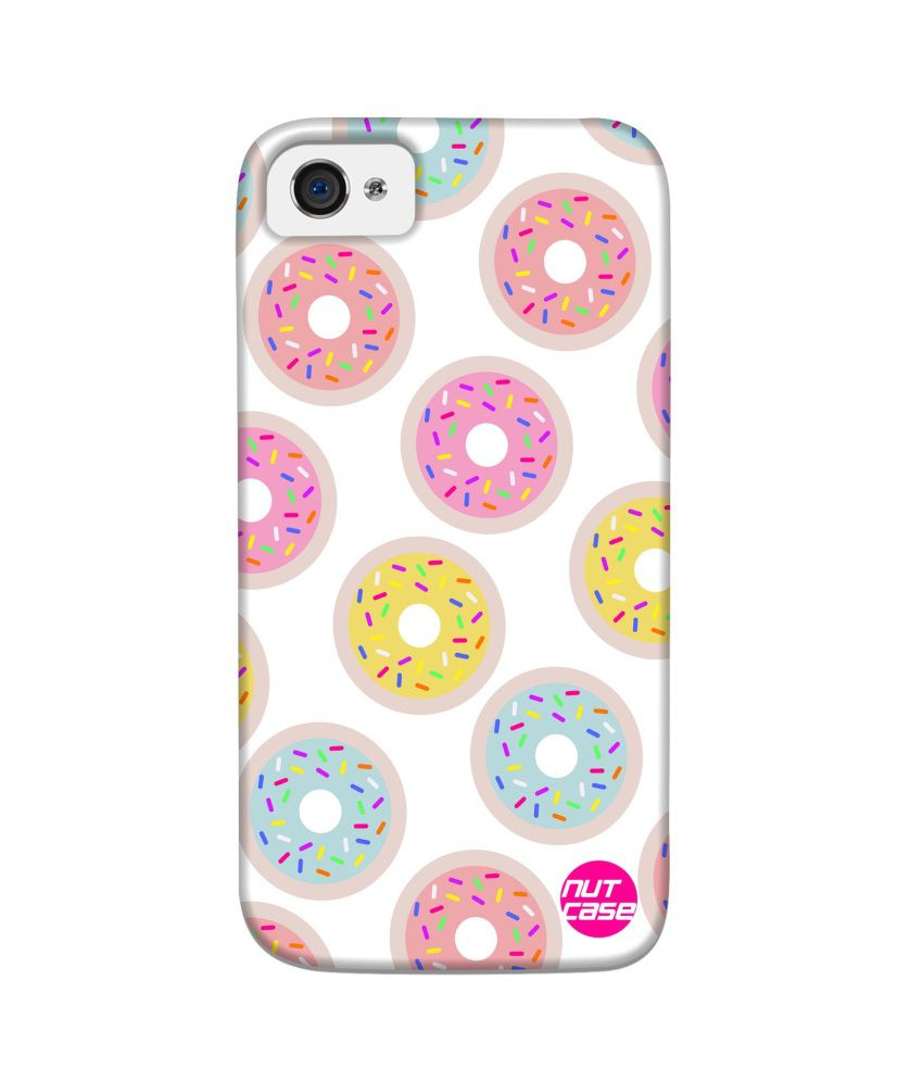 Nutcase Back Cover Cases For Apple iPhone 4S