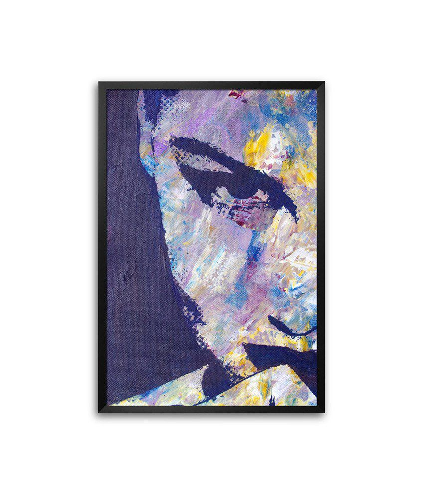 what is a lamina framed poster