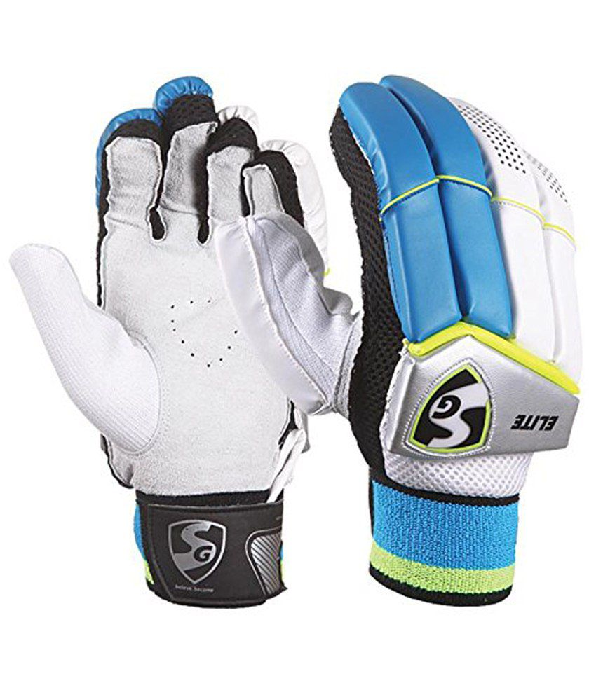 62ff39c5354 SG Right Hand Elite Cricket Gloves  Buy Online at Best Price on Snapdeal