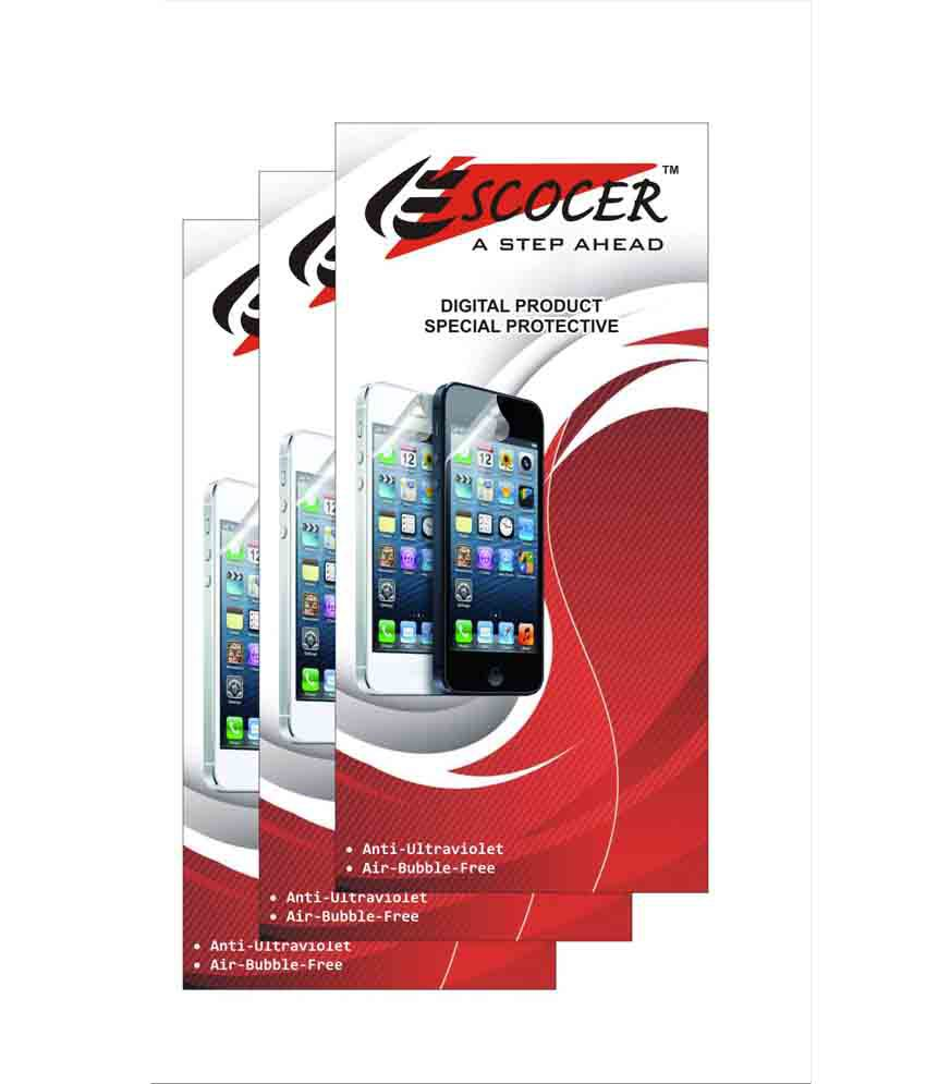 Asus Zenfone 4 A400 Cg - Clear Screen Guard by Escocer