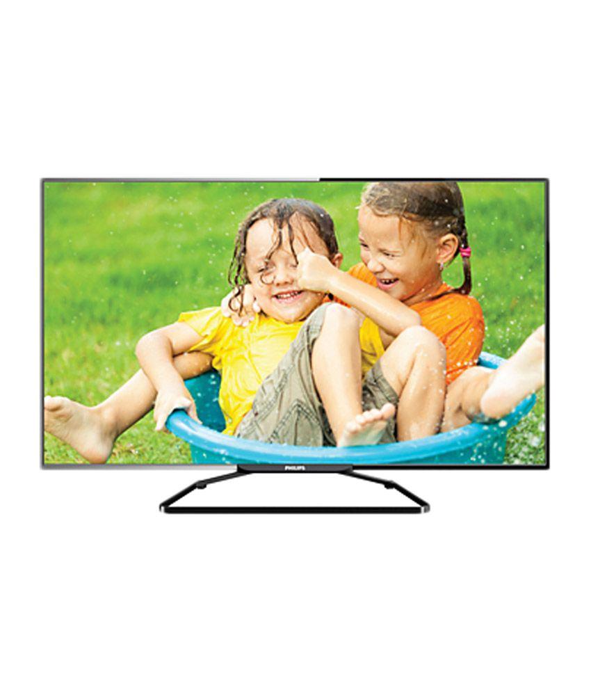 Philips 40PFL4650/V7 100 cm (40) Full HD EDGE LED Television