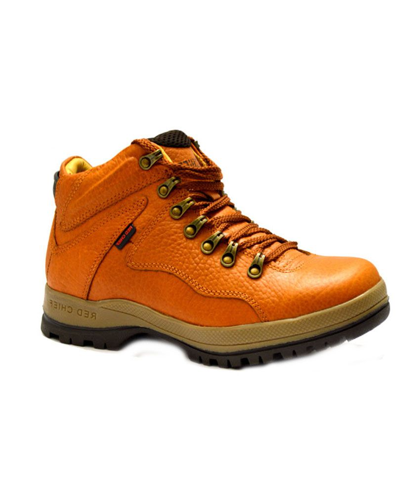 f6de9e2a60f0b Red Chief Tan Outdoor Shoes - Buy Red Chief Tan Outdoor Shoes Online at  Best Prices in India on Snapdeal
