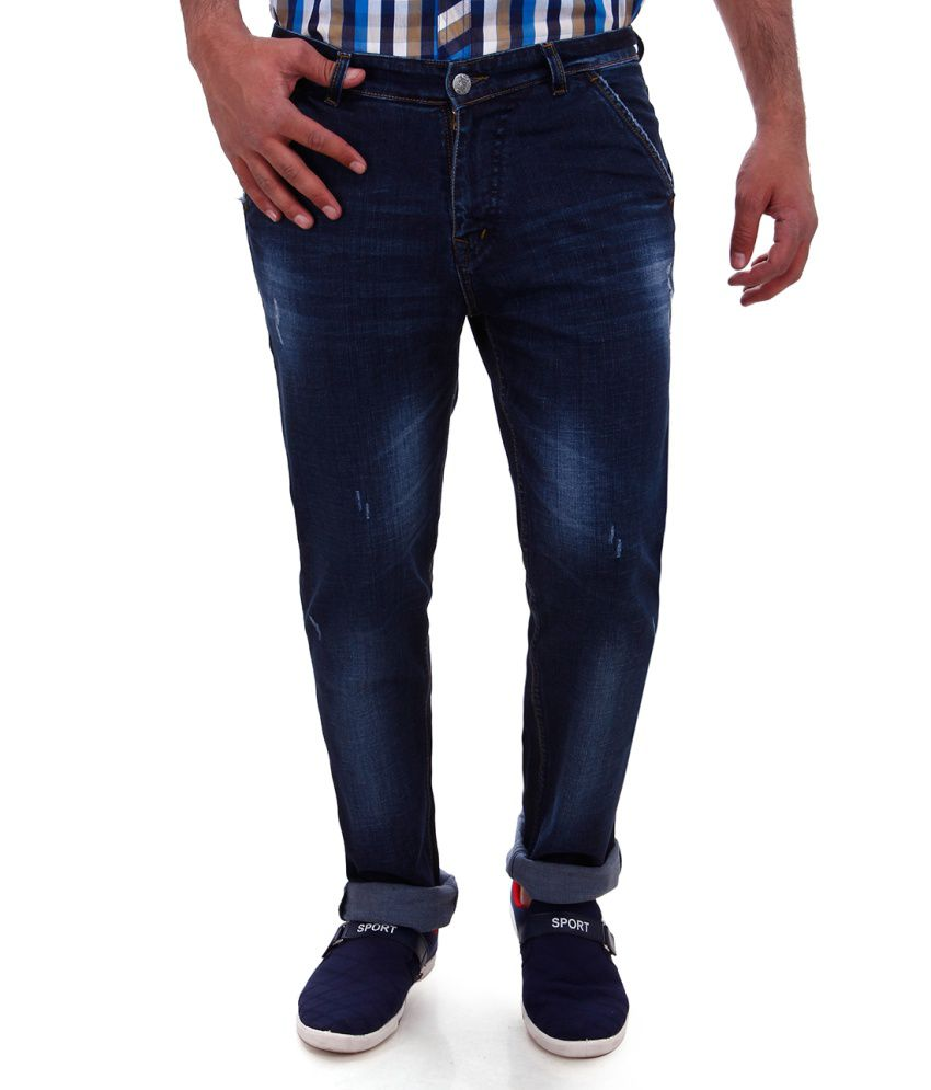 Cobb Cotton Mens Jeans