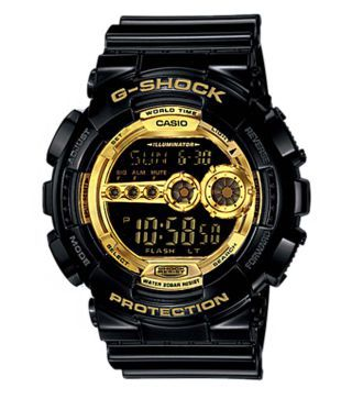 gold desktop accessories modern girl office black casio gshock black gold series gd100gb1dr g340 mens watch home decor upto 85 off buy decoration items lights