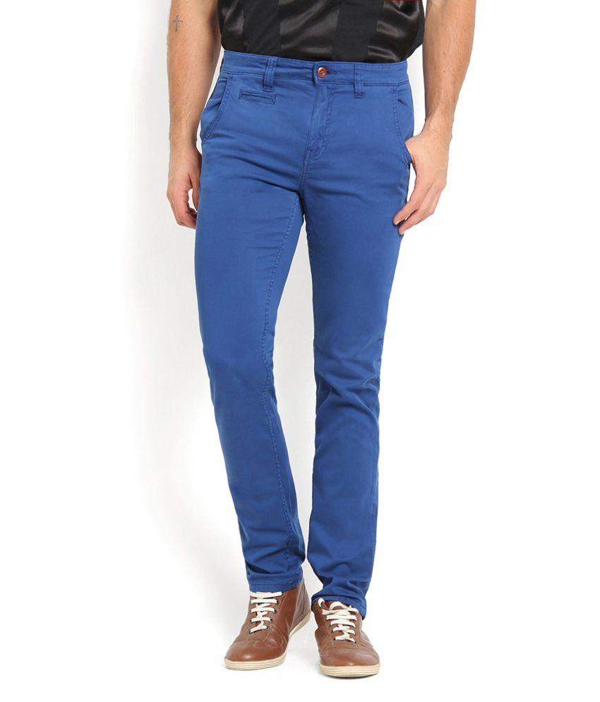 Offline Cotton Trouser