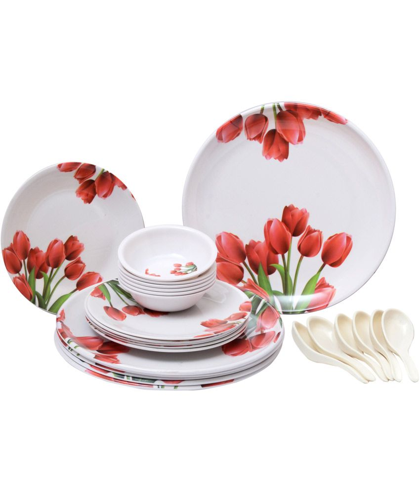 dinner set 24 piece buy online at best price in india snapdeal