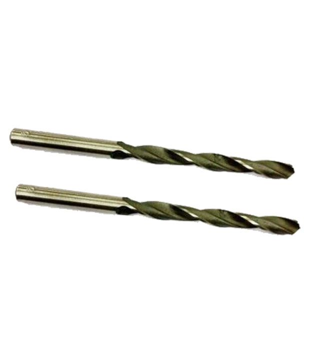 Addison-Jobber-Series-3mm-HSS-Parallel-Shank-Twist-Drill-(Pack-of-10)