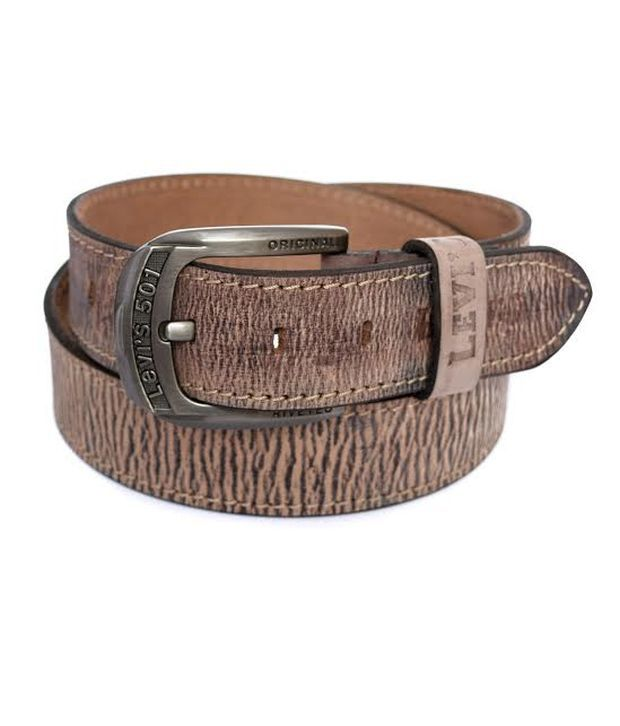 Levis Genuine Quality Leather Belt