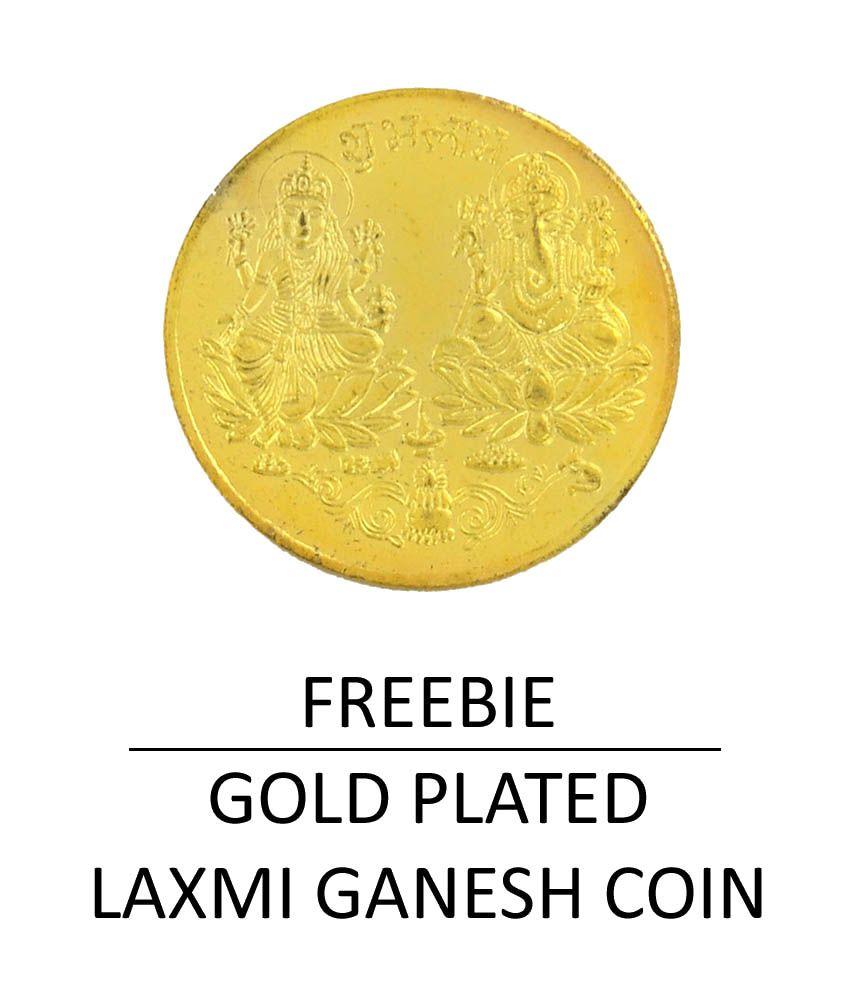 Sobhagya Golden Tri Shakti Swastik Om Trishul Symbol Yantra With