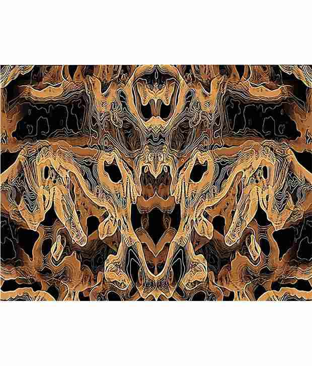 ML Seth MODERN ABSTRACT HUGE PAINTING ON CANVAS WALL ART