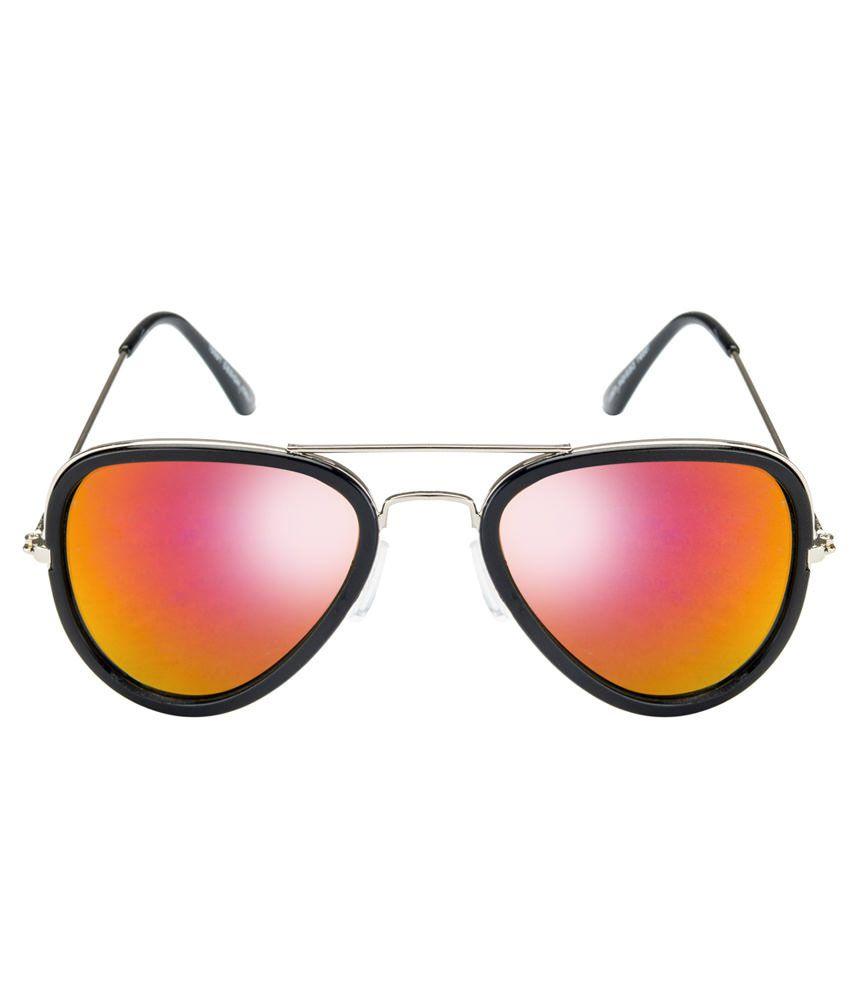 Mask 102236 Metal Unisex Sunglasses