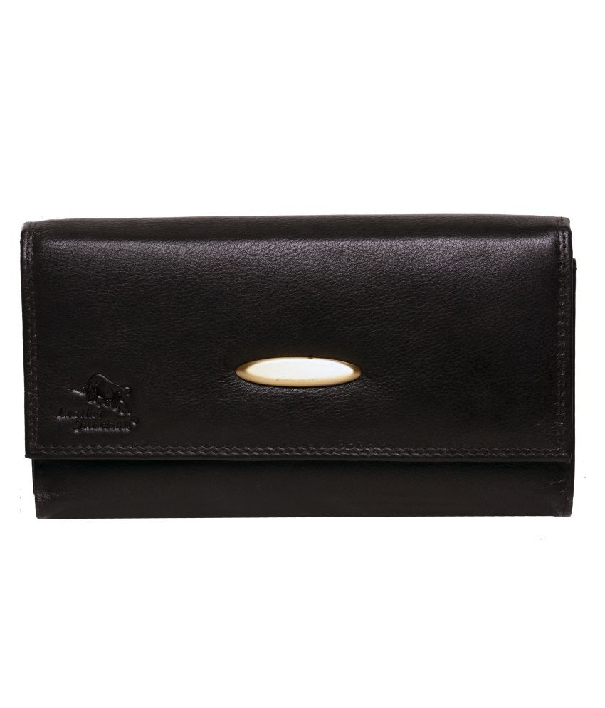 Leather Junction Casual Purse For Women