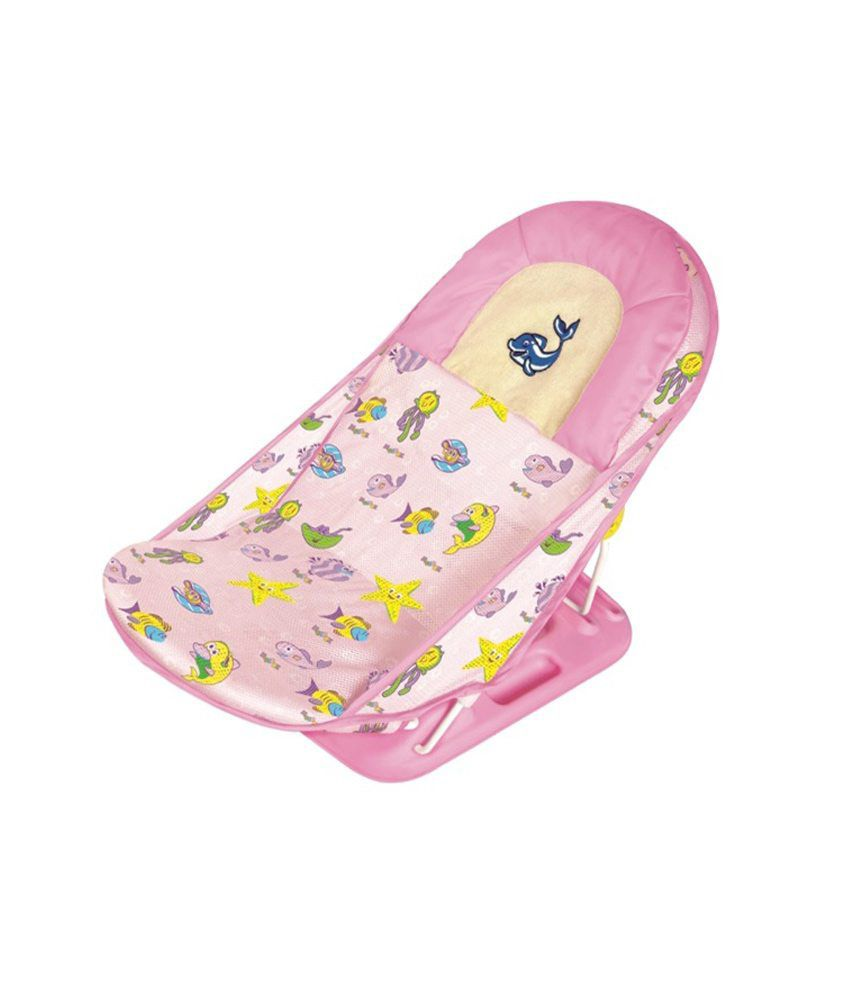Melonz Deluxe Baby Bather- Pink - Buy Melonz Deluxe Baby Bather ...