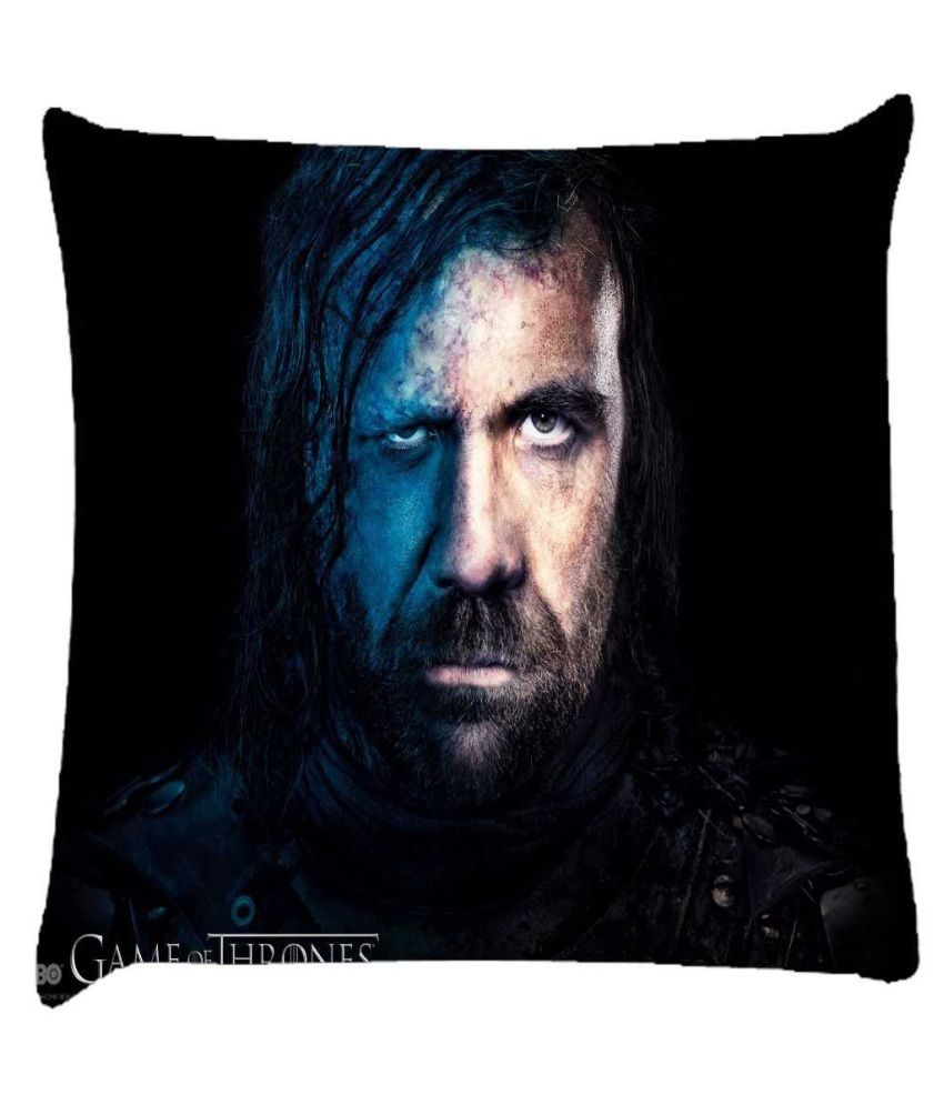 Snoogg Game Of Thrones Bi Face 2493 Cushion Cover