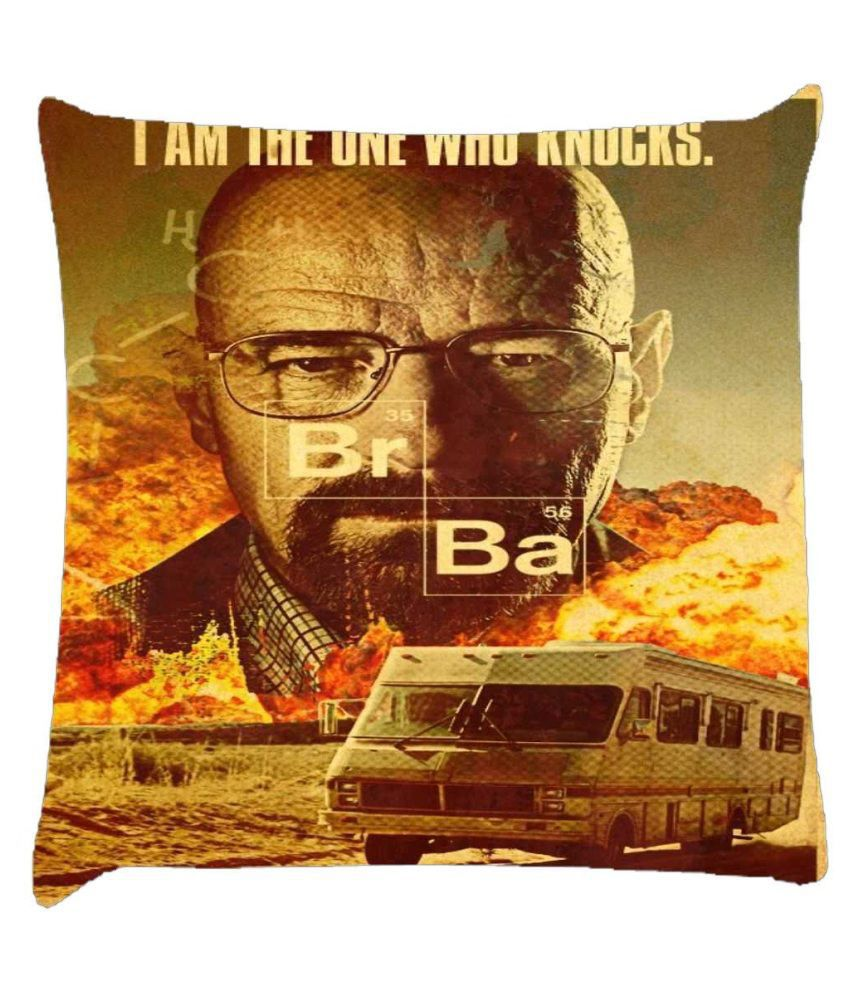 Snoogg The Man Who Knocks Breaking Bad Cushion Cover