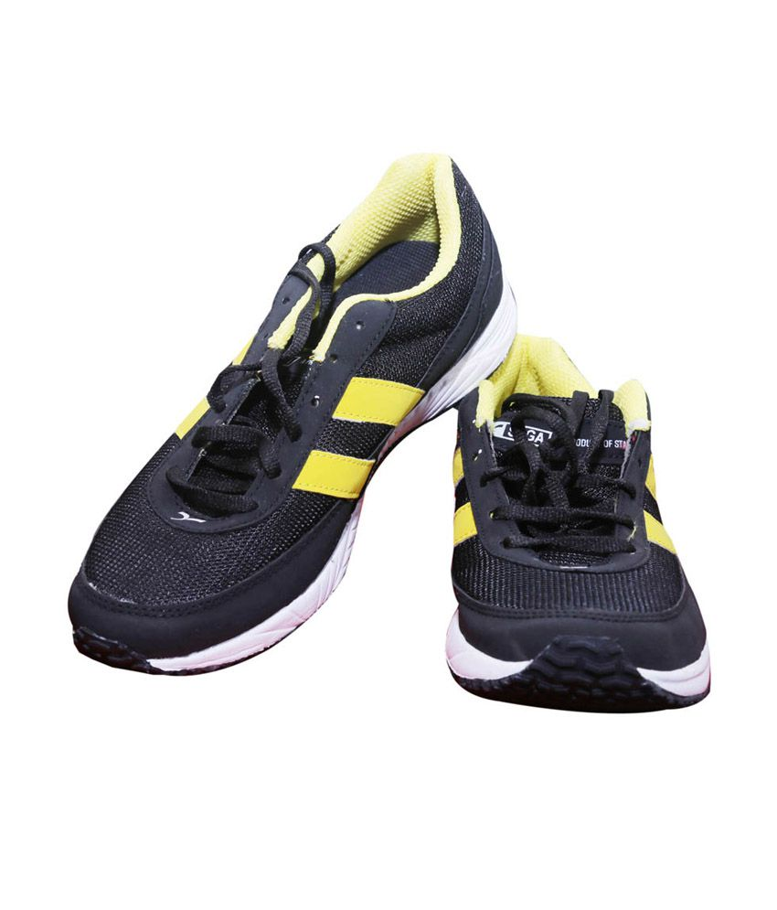 Sega Marathon EVA Running Shoes for Men - Black - Buy Sega ...