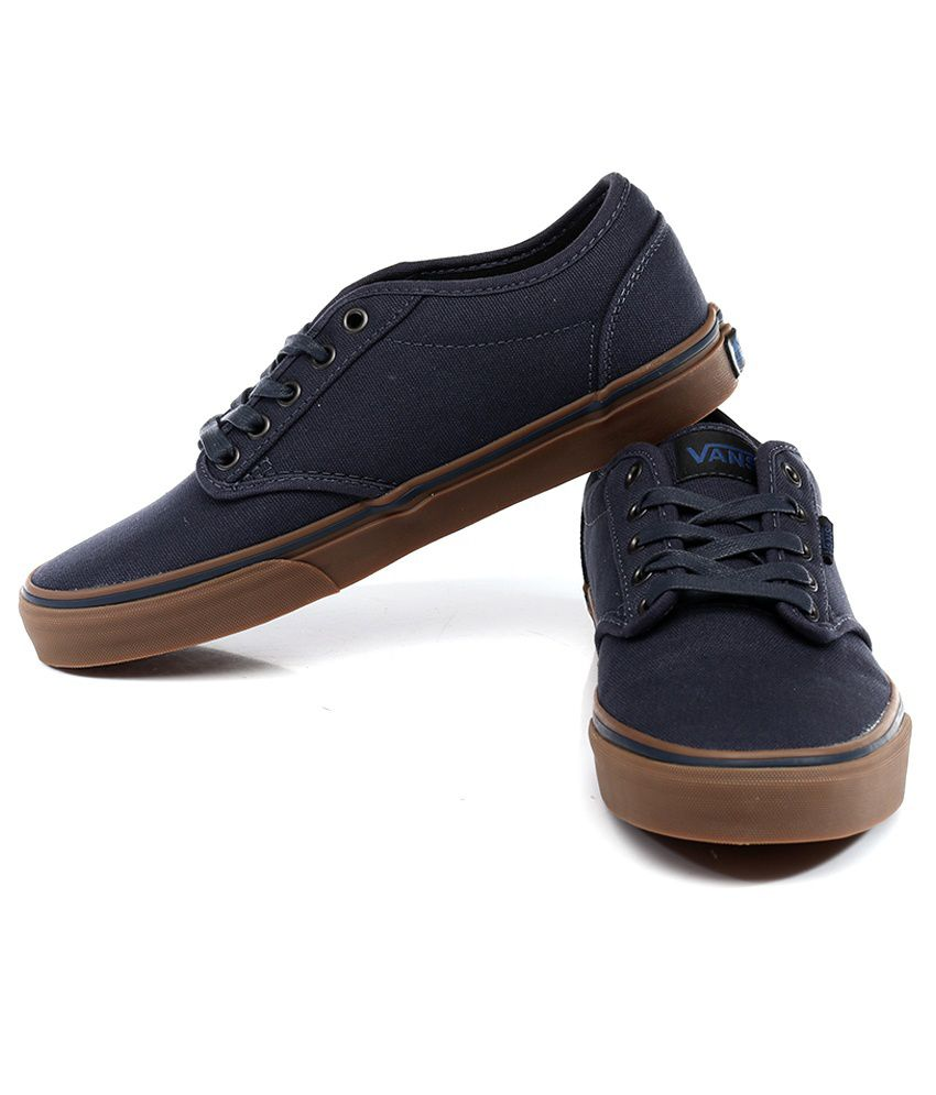 VANS Navy Lifestyle Shoes - Buy VANS Navy Lifestyle Shoes Online ...