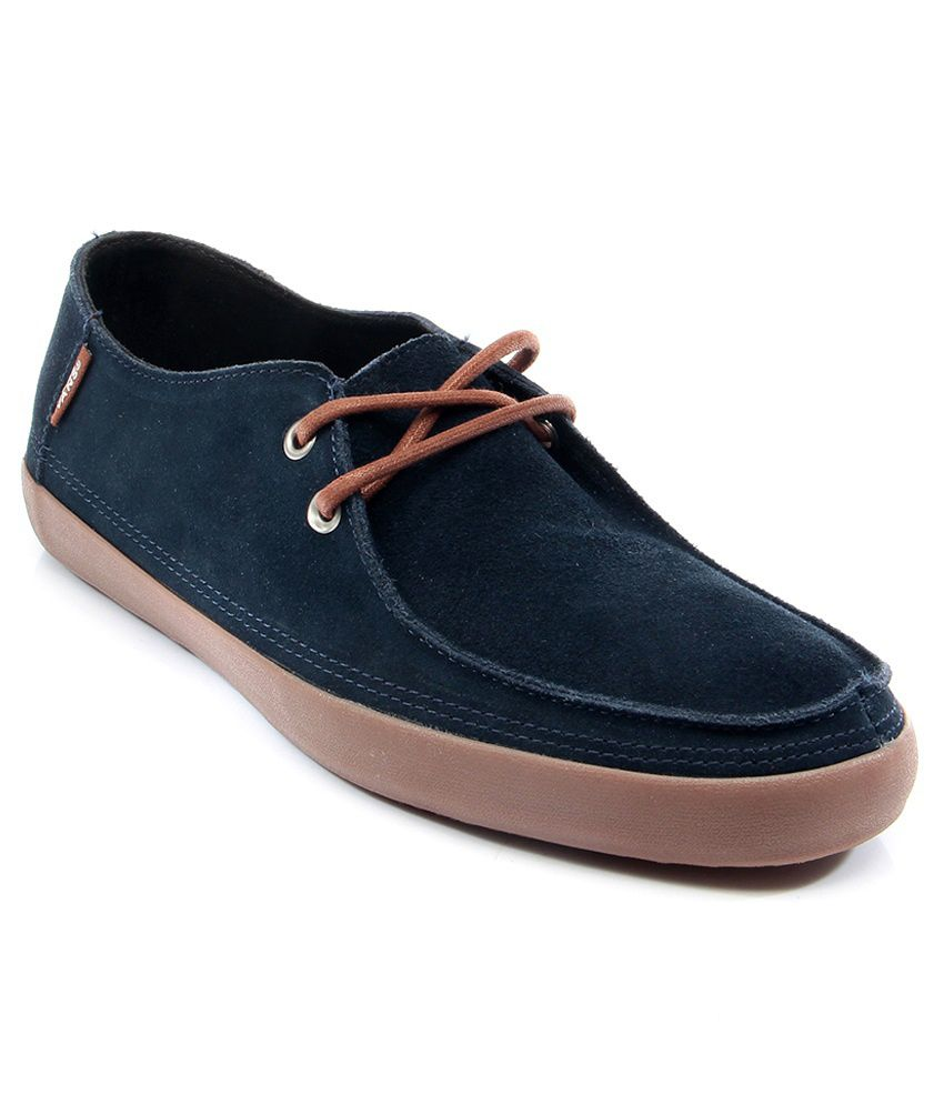 fff5c5e8d1af VANS Rata Vulc Blue Casual Shoes - Buy VANS Rata Vulc Blue Casual Shoes  Online at Best Prices in India on Snapdeal