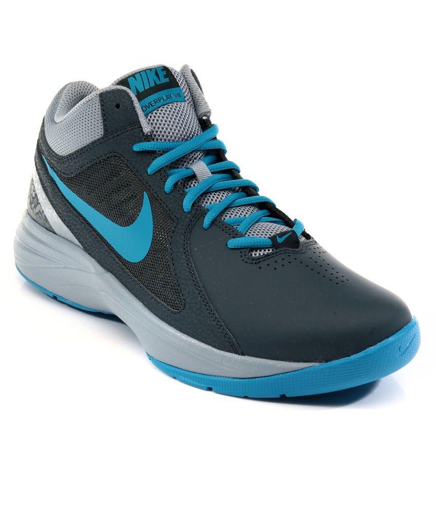 conspiración Énfasis pedazo  Nike The Overplay Viii - Buy Nike The Overplay Viii Online at Best Prices  in India on Snapdeal