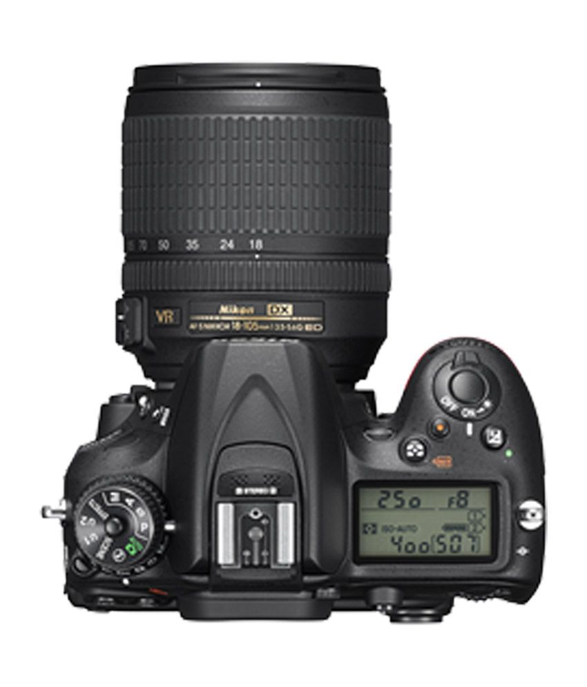 Nikon D7200 with 18-140mm Lens