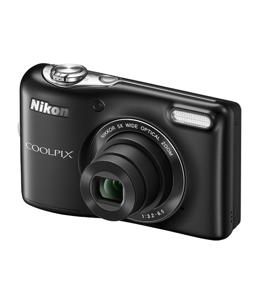 Nikon Coolpix L32 201MP Digital Camera