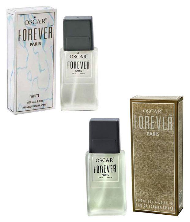 Oscar Combo Of Forever Paris And Forever Paris White Perfume Spray