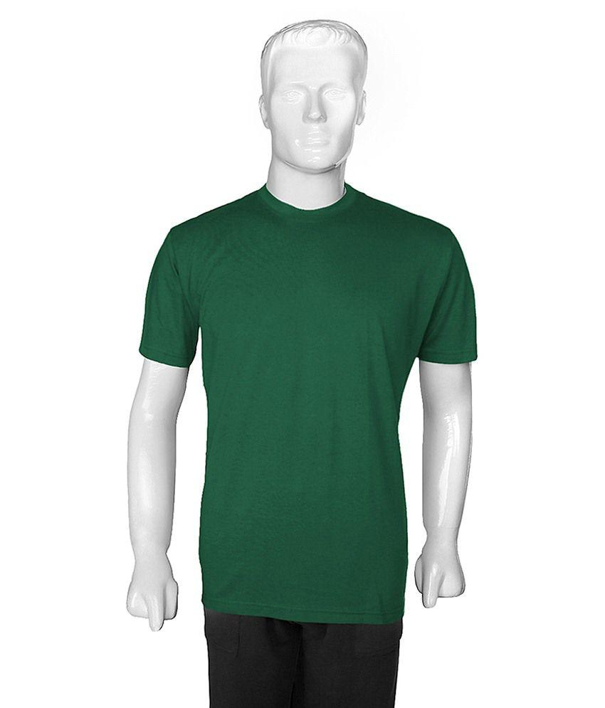 Selfieseven Green T Shirt