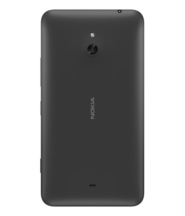 on sale 830b3 885f4 Nokia Original Back Panel For Nokia Lumia 1320 - Black