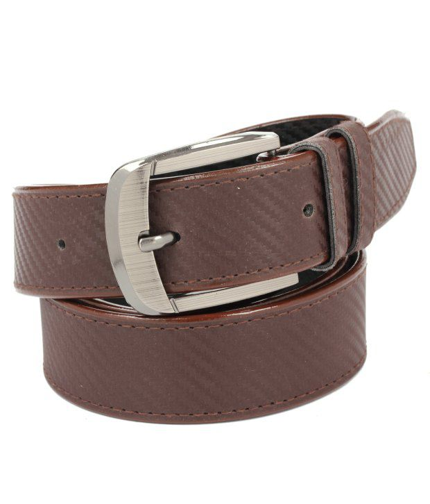 Tryzion Men Exclusive Brown Chatai Belt With Sunglass Combo
