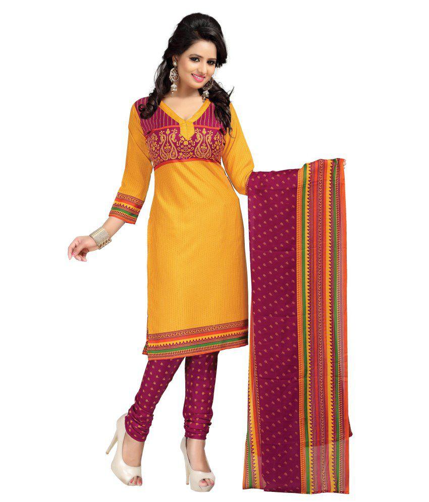 Buy dress material
