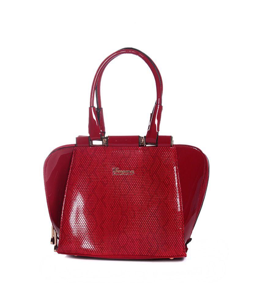 Eleegance Red Shoulder Bag