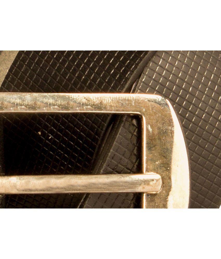 Mountsberg Pin Buckle Leather Belt