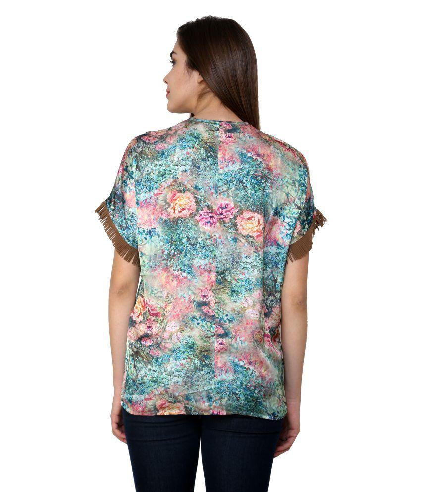 50d8770ff73f6 Rena Love Garden Fringe Top - Buy Rena Love Garden Fringe Top Online ...