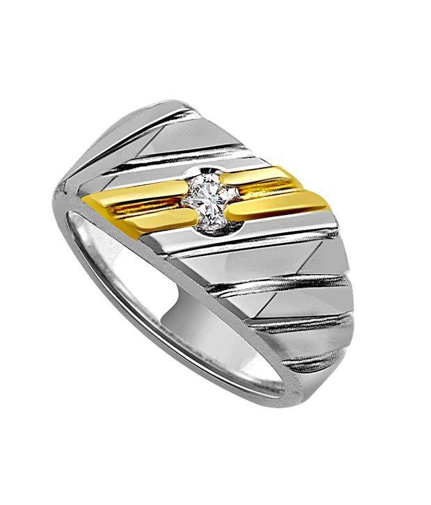 Surat Diamond 18kt Gold Ring